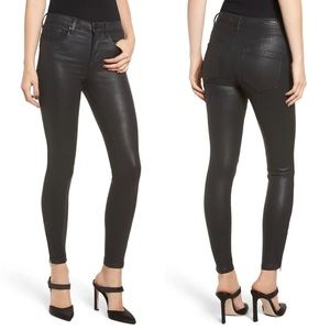 The Waverly High Rise Flare Blacknyc Pants 30